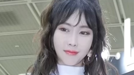 180721 2018 首尔汽车沙龙 韩国美女模特 车模 유리