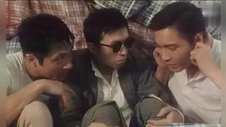 《精装难兄难弟》: 黄子华初遇粤语片时代的难兄难弟, 惨遭殴打