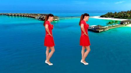 点击观看《玫香广场舞 爱你想你忘记你 新歌新舞32步  好看易学》