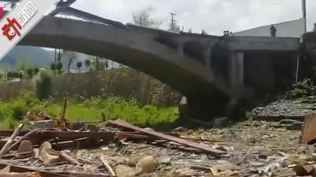 """120秒梳理""""桐庐廊桥垮塌8死3伤""""进展: 遭遇9级大风 建设方已被采取措施"""