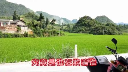 农民草根歌手翻唱这首《伤心泪》给人不一样的