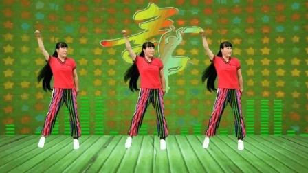 点击观看《代玉广场舞 心跳 时尚健身操, 附背面演示》