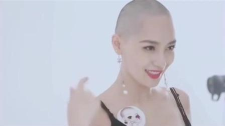 女人剃光头可以这么漂亮