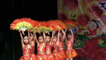 舞蹈《说唱中国红》