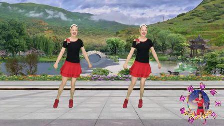 点击观看《蓝天云广场舞 动感32步广场舞视频分解教学 踢了他 含正背面示范》