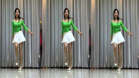 青青世界广场舞 63步鬼步舞分解教学 曳之舞一套 舞蹈老师把我惊艳到了!