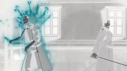 男子长枪霸气对敌,结果却输的明明白白,对手只是拔了下剑