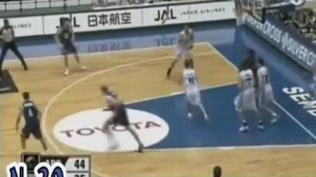 【虎扑】国际赛场第一分卫! 马努国家队生涯30佳