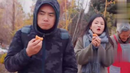 陈翔六点半: 妹大爷这样做卖烤红薯生意火爆, 套