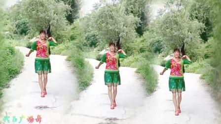32步东北秧歌舞 一起走天涯 代玉广场舞动感的跳起来