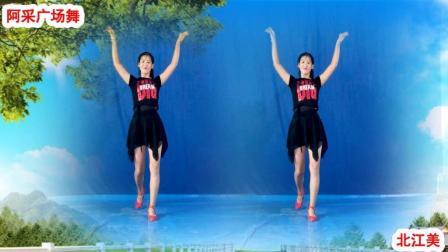 点击观看《初级优美32步广场舞 北江美 太适合中老年朋友了》