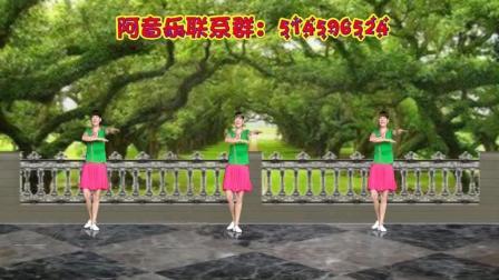 阿娜广场舞 多余的温柔 广场舞的基本步法口诀背面