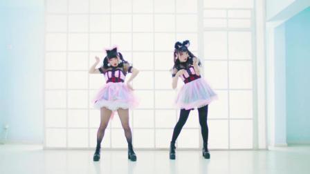 宅舞:  姚子×露露 PiNK CAT  两只抓狂小野猫