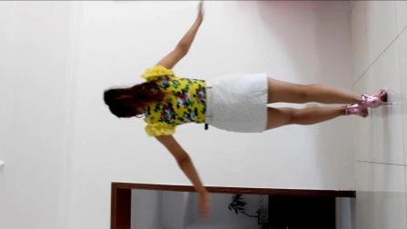 京京广场舞 热死宝宝了 正背面竖屏