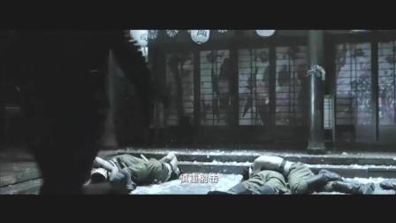 刘烨这飞刀玩的真溜, 敢死队一会清一片