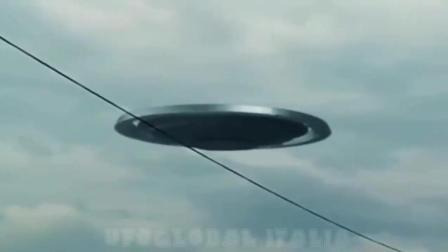 男子野外疑是发现UFO飞碟, 没想到看清后眼睛亮了
