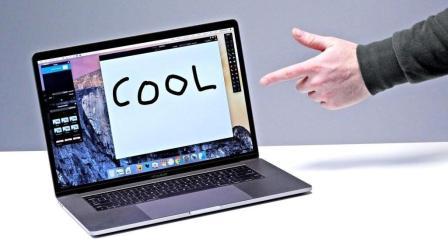 這個工具, 讓筆記本觸屏涂畫樣樣行, 完爆平板電腦!