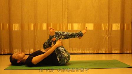 躺着就是能练出马甲线,塑造性感身姿,练习时候注意这两点!