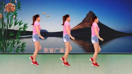 8步跳绳舞 玩腻 简单易学舞步新颖  玫香广场舞
