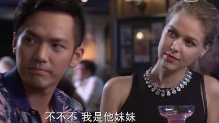 钟汉良遇美女搭讪, 唐嫣旁观颇欢乐, 钟汉良说她