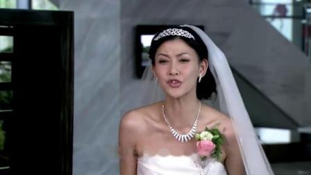 婚礼上新娘照片被人全涂了,连捧花也不见了,卫生间却有人拿着它