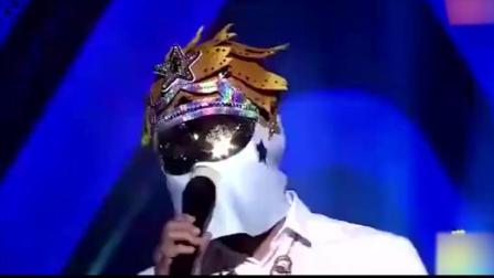 撒贝宁去蒙面歌手, 所有评委们都不敢相信他的身份