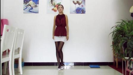 神农舞娘广场舞 女汉子 简单霸气的歌动感节奏的广场舞视频