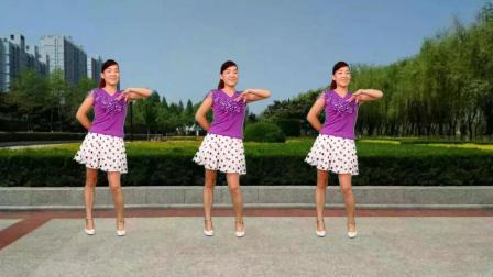 玫香广场舞 明知你不会来 抒情优美32步 任妙音这首歌太好听了