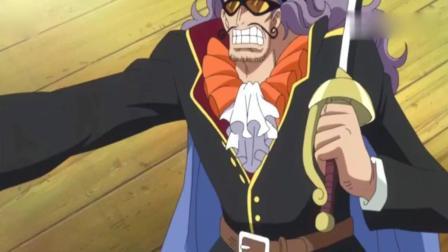 海贼王: 大将藤虎为路飞践行, 或许这才是正义