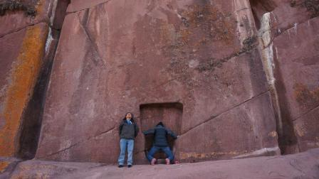 PALM看世界 第一季 石头上雕刻着一扇门成了世界未解之谜