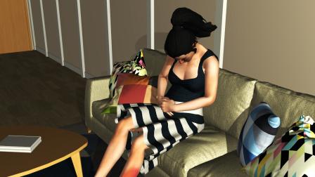孕妇扣破脚皮竟致胎儿死亡!