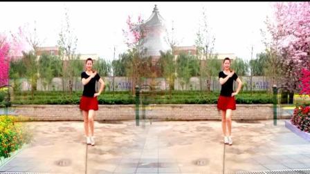 入门水兵舞 曼丽 晚上约上小伙伴到重庆的大礼堂中心跳!怎么样?