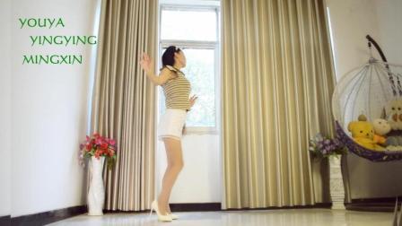 点击观看《优雅莹莹广场舞 明星dj 东北秧歌舞的大美人跳广场舞》
