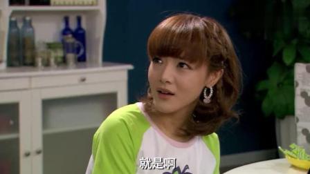 爱情公寓: 曾小贤和关谷表演脱口秀, 唐悠悠看得