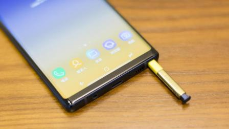 會是iPhone XS的對手嗎? 三星Galaxy Note 9體驗評測