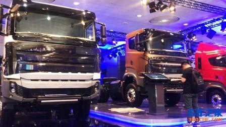 2018汉诺威车展: 欧洲商用车老牌新星BMC携7款重卡亮相