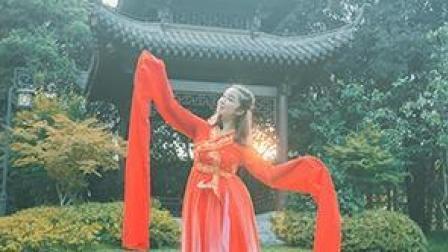 一抹红尘 好漂亮的古典舞