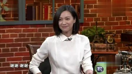崔永元问徐静蕾: 父母催婚怎么办, 徐静蕾的这个