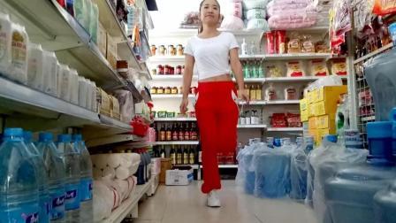 京京广场舞 玩腻 好玩的12步皮筋舞视频大全
