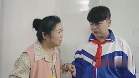 陈翔六点半: 小明学校炫富, 同学老师面前被老妈
