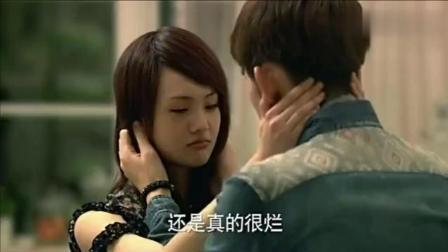 郑爽和张翰最温情的一幕, 最后那个摸头杀太宠溺