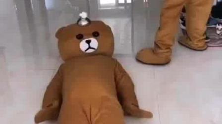 抖音热门搞笑视频合集! (第91期)网红熊搞笑系列