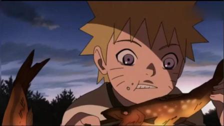 火影忍者: 鸣人小时候的孤独, 这个片段真的看哭多少火影迷