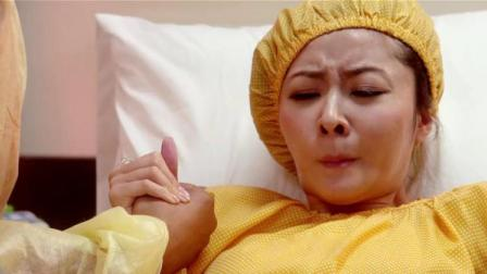 美女在医院生孩子,打了个喷嚏就生了,还是个