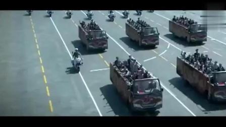 各国护卫队霸气出场, 让人眼前一亮的还是国内的
