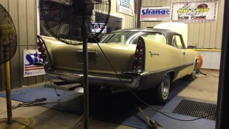 60年前的克莱斯勒古董车, 加速到极致你才知道这