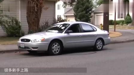 日本人发明透视汽车, 从里面看外面一目了然, 真