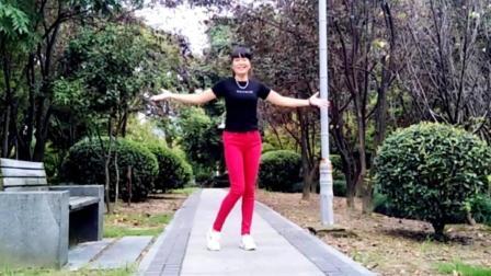 麦芽广场舞 网络流行歌曲 隔壁泰山 16步广场舞 你看过吗?