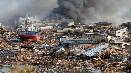 历史上最严重的天灾, 中国死了83万人, 大地摇晃