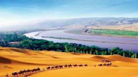 600多年前, 一批西域人进入中国, 现今这个城市很多人都是其后代
